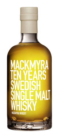 Mackmyra Ten Years Single Malt Whisky