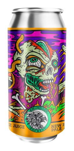 Amundsen Zombie Juice