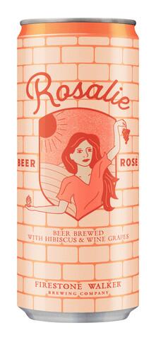 Firestone Walker Rosalie Beer Rosé