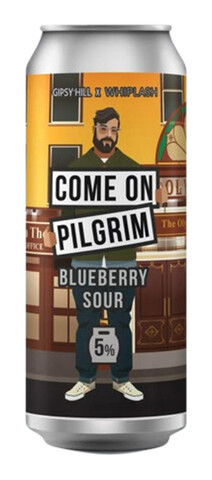 Gipsy Hill Come On Pilgrim Blueberry Sour
