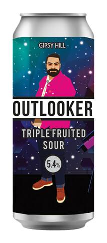 Gipsy Hill Outlooker Triple Fruited Sour
