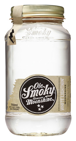 Ole Smoky White Lightnin Moonshine