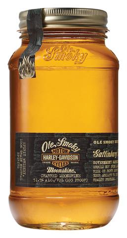Ole Smokey Charred Moonshine