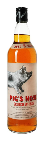 Pig's Nose Blended Whisky