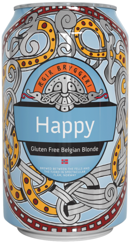 Ægir Happy Blonde