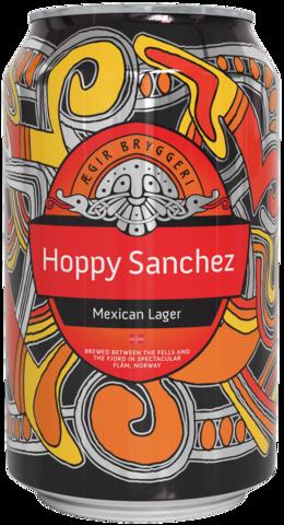 Ægir Hoppy Sanchez