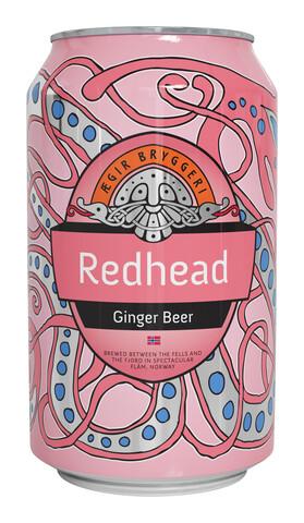 Ægir Redhead