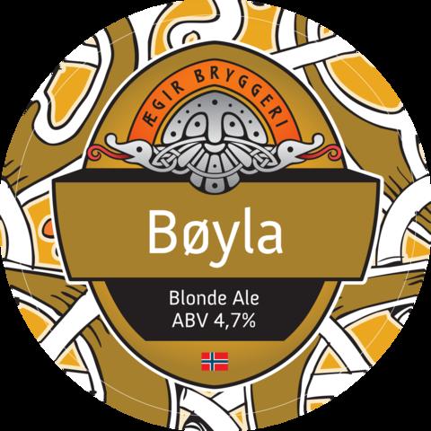 Bøyla Blonde Ale Tap