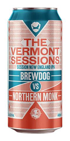 BrewDog vs Northern Monk Vermont Sessions