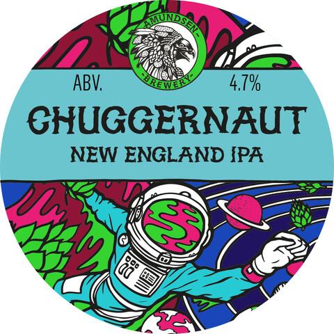 Amundsen Chuggernaut New England IPA