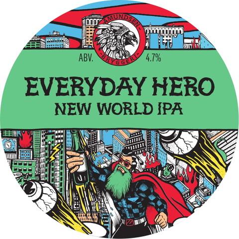 Amundsen Everyday Hero