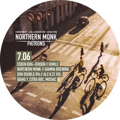 Northern Monk Humle DDH Double IPA