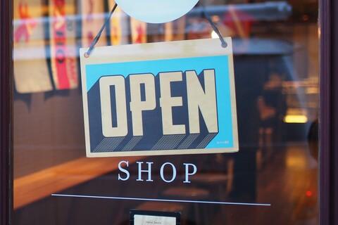 Open shop