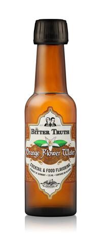 Bitter Truth Orange Flower Water