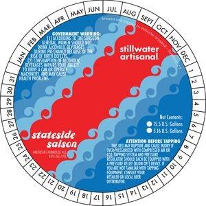 Stillwater Stateside Saison