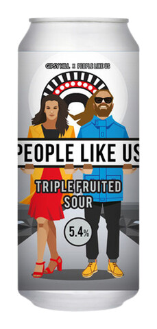 Gipsy Hill People Like Us Triple Fruited Sour Ale