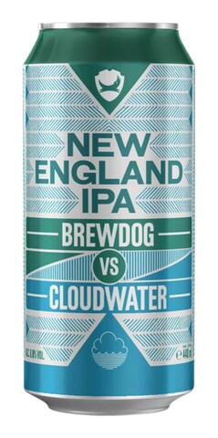 BrewDog vs Cloudwater New England IPA