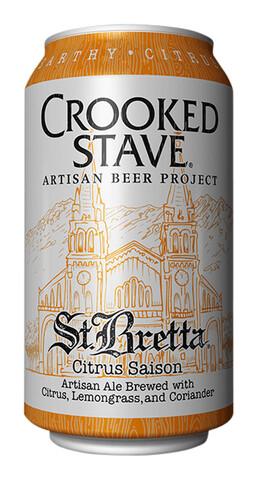 Crooked Stave St Bretta Saison