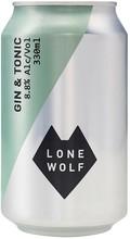 LoneWolf Gin & Tonic BrewDog