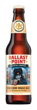 Ballast Point Moscow Mule Ale with Ginger and Lime added