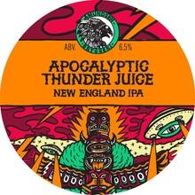 mundsen Apocalyptic Thunder Juice New England IPA