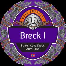 Ægir Breck I Tap