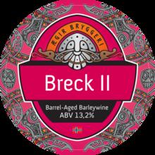 Ægir Breck II Tap