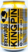 BrewDog KingPin Lager