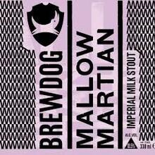 BrewDog Mallow Martian Imperial Milk Stout