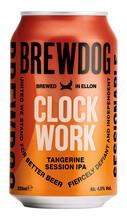 BrewDog Clockwork Tangerine Session IPA