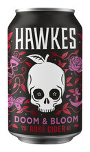 Hawkes Doom & Bloom Rose Cider Sider