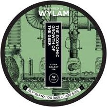 Wylam The Economic Growth of the Geek IPA