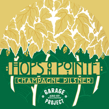 garage project hops on pointe champagne pilsner
