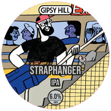 Gipsy Hill Straphanger IPA