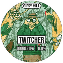 Gipsy Hill Twitcher Double IPA