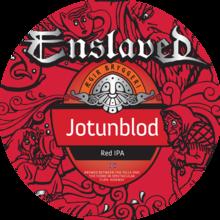 Ægir Jotunblod Enslaved Tap