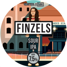 Gipsy Hill Finzels Sour IPA
