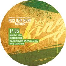 Northern Monk Grapefruit Soda IPA