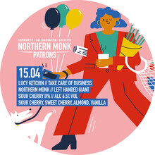 northern monk patrons 15.04 take care of business