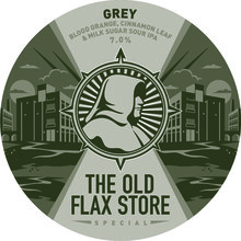 Old Flax Store Grey