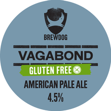 BrewDog Vagabond Glutenfri Pale Ale