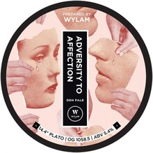 Wylam Adversity to Affection DDH Pale