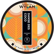 Wylam Danse Des Coco Coconut IPA