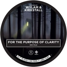 Wylam For The Purpose Of Clarity DDH Pale
