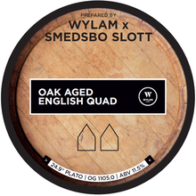 Wylam Oak Aged English Quad