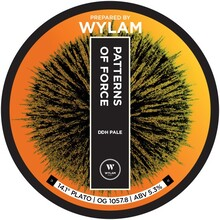 Wylam Pattern of Force DDH Pale