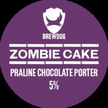 BrewDog Zombie Cake Praline Chocolate Porter